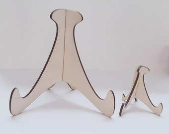 Simple Wood Sign Holder