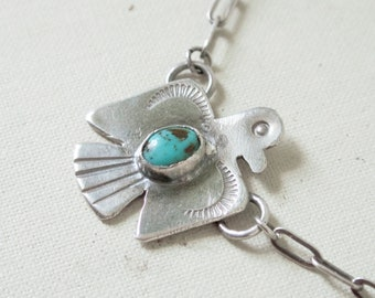 Thunderbird Necklace