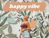 Happy Vibe Lightroom Mobile Preset Package