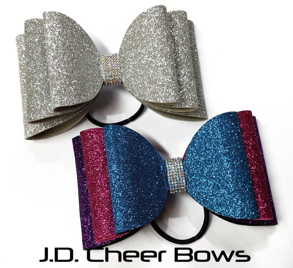 Tailless Bling Dolly Pigtail Bow all colors available