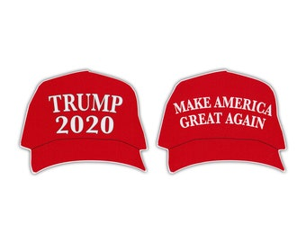 3e4c1c0d2d3 Bumper Stickers - Set of 2 Make America Great Again Hat Stickers - Donald  Trump 2020 - 4.5