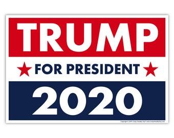 MAKE AMERICA GREAT AGAIN METAL SIGN USA 8X12 DONALD TRUMP POLITICALLY INCORRECT