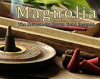 Magnolia Incense 40 Cones | Cone Incense | Incense | Stress Relief | Aromatherapy