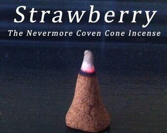 Strawberry Incense 40 Cones | Cone Incense | Incense | Stress Relief | Aromatherapy