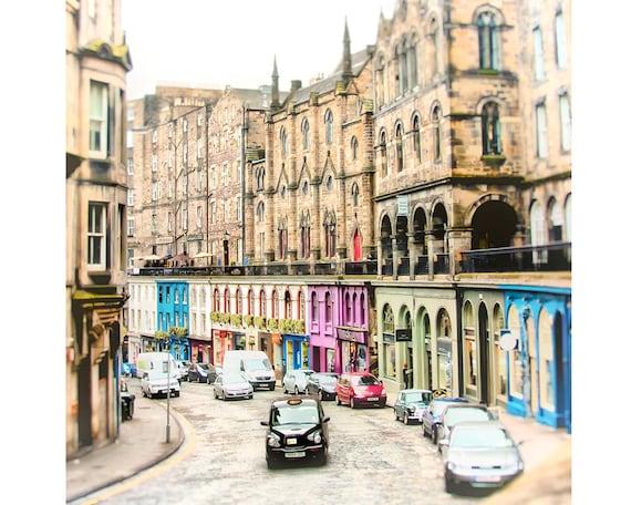 Écosse Etsy Edimbourg En Photographie Architecture 5wwvnqUBFI