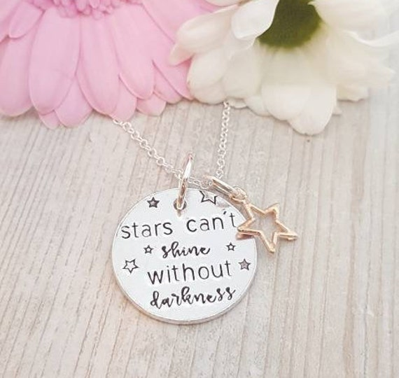 HN HNHB Life Tough Daring But So are You Inspirational Keychain Motivational Gift Recovery Spirted Energetic Jewelry Gifts