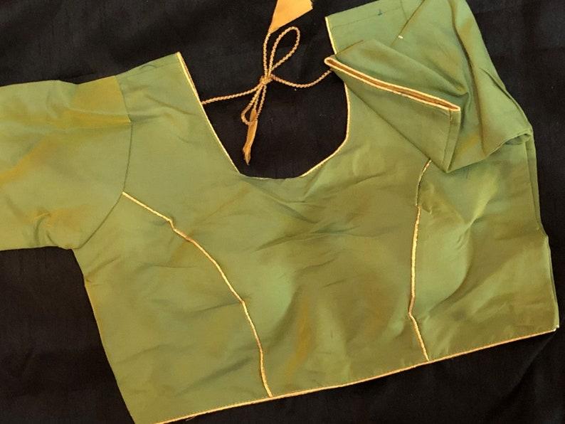 989a8e398a6da1 Readymade Saree Blouse XS to XXL 44 size Plus Size   Etsy