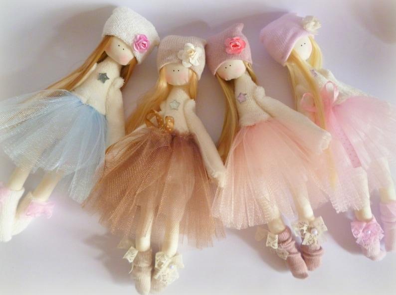 Handmade doll Tilda dolls Decorative Doll Shabby Chic image 0