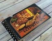 Vintage Cookbook Cooking with Gourmet Grains Wholegrain Recipes 1975 70s Promo Book Stone Buhr Milling Co Seattle Washington