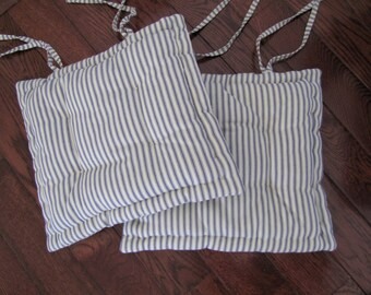 Chair Cushions With Ties Etsy