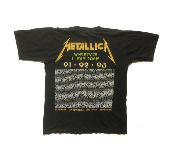 1993 Metallica Metallica Metallica «Nulle part ailleurs à errer» a3d852