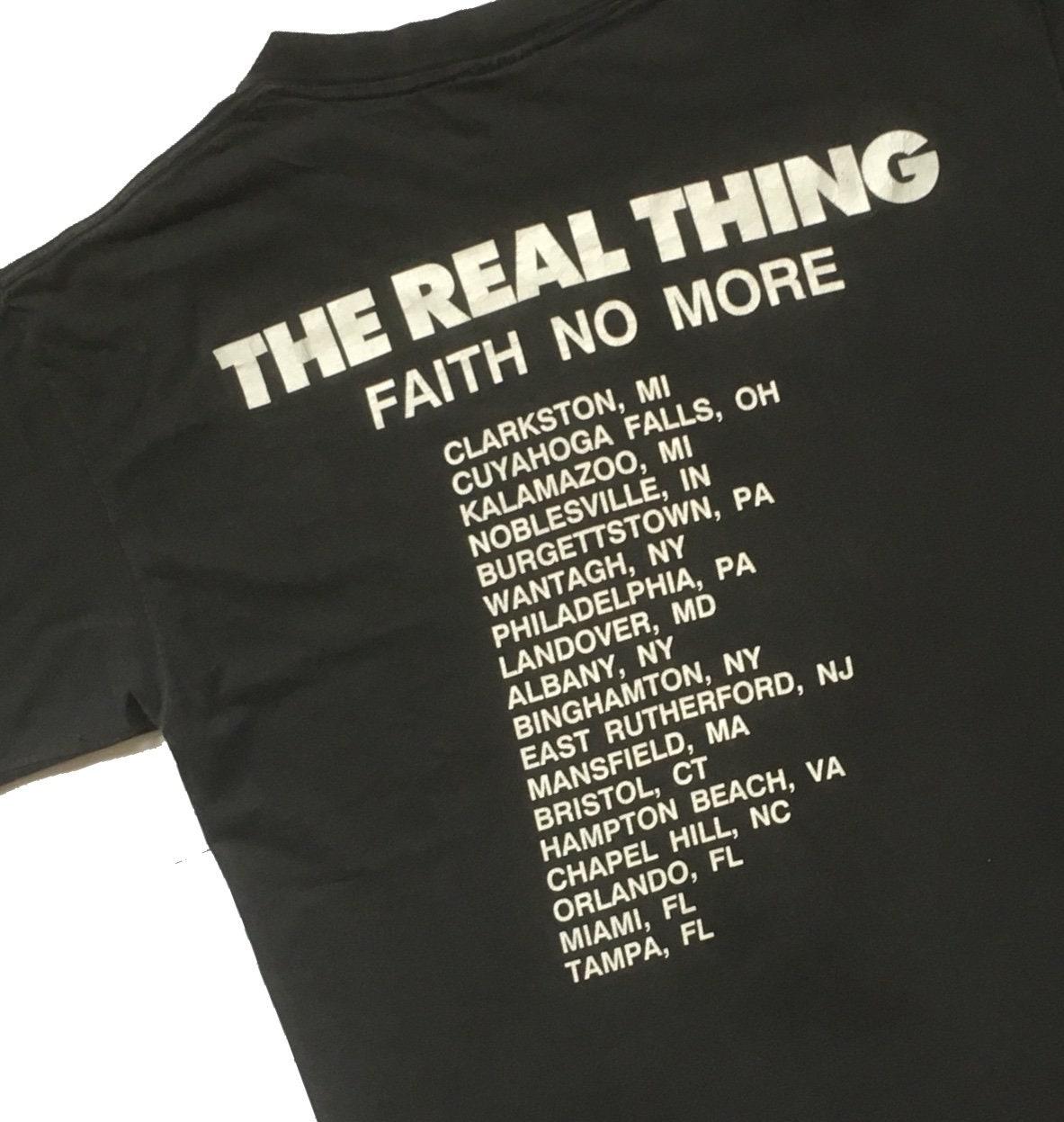 Vintage Faith No More T Shirt