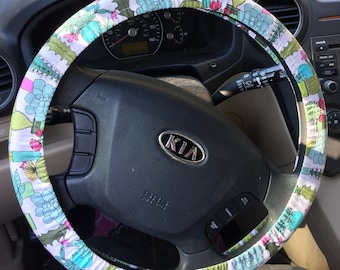 Cactus Steering Wheel Cover