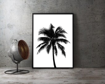 Palm Tree Quote Etsy