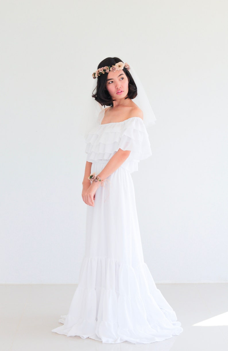 a35a37e005 Maternity Beach Wedding Dress