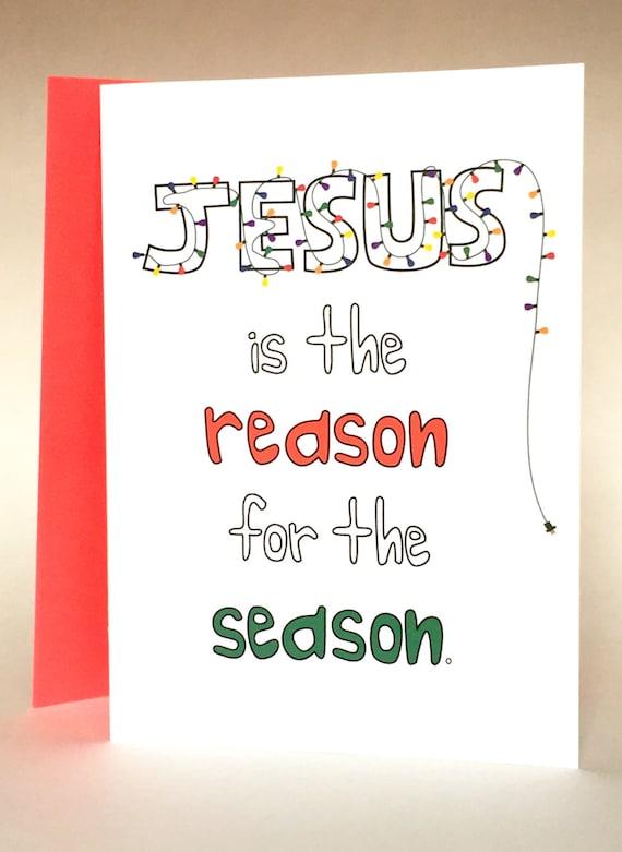 Christmas Card Funny Religious