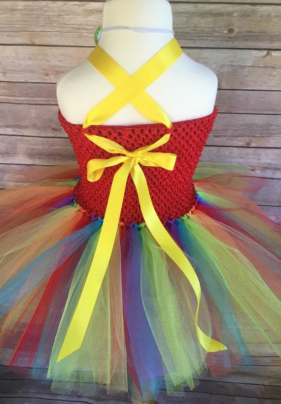 Clown-Kostüm Clown Tutu Halloween-Kostüm Mädchen | Etsy