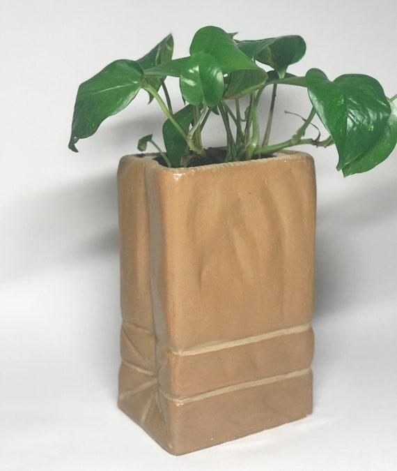 BIG BROWN BAG