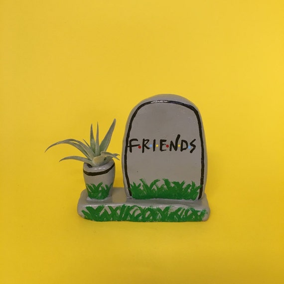 FRIENDS GRAVE PLANTER