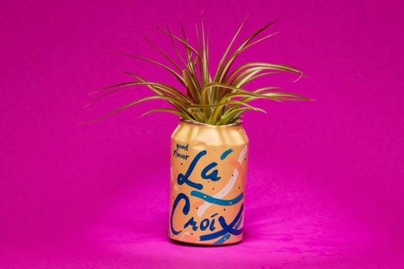 APRICOT LA CROIX planter