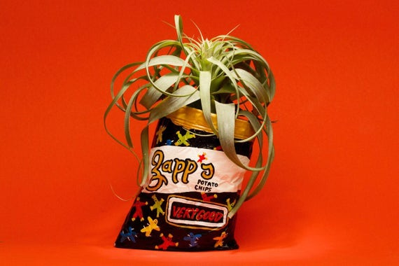 ZAPPS VOODOO CHIPS planter