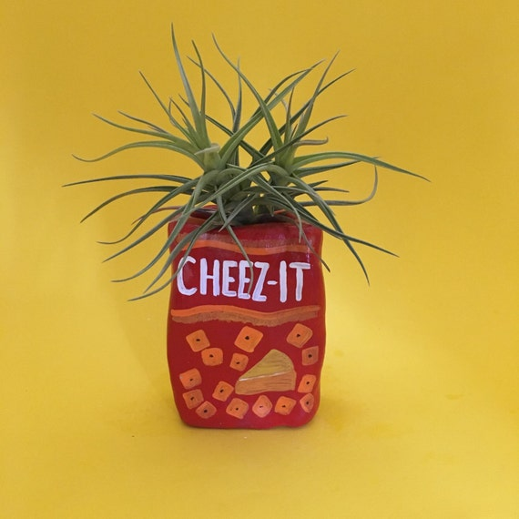CHEEZIT PLANTER