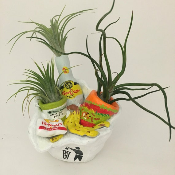 CALI TRASHBAG PLANTER