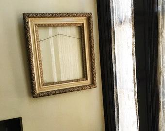 Wood Frame Wall Frame Wood Picture Frame Vintage Frame Art Frame For Art Antique Frame Old