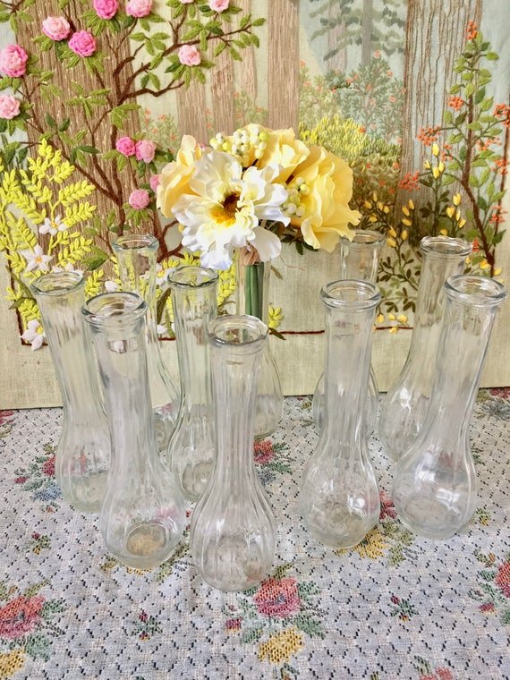 Glass Vases For Wedding Centerpiece Vases For Centerpiece Etsy
