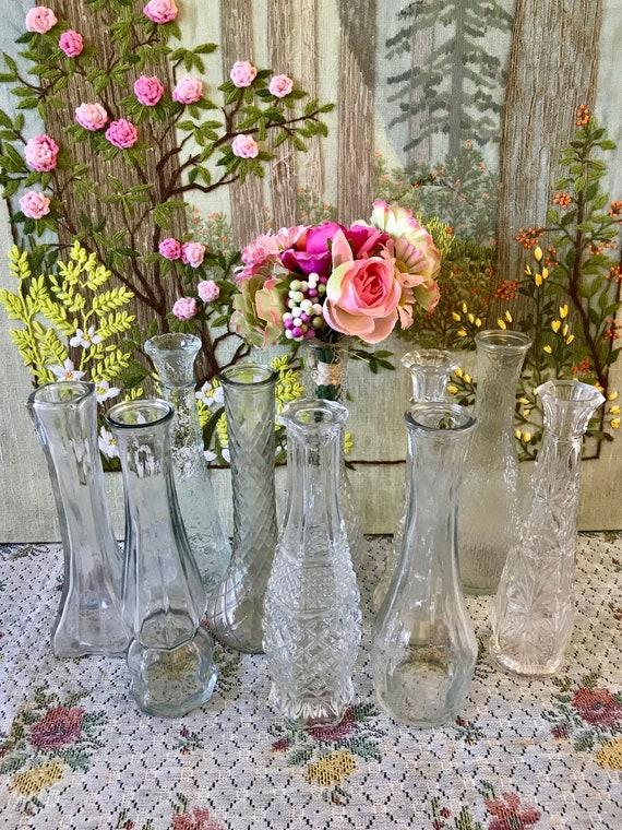Vases Glass Vases For Wedding Vases For Centerpieces Vases Etsy