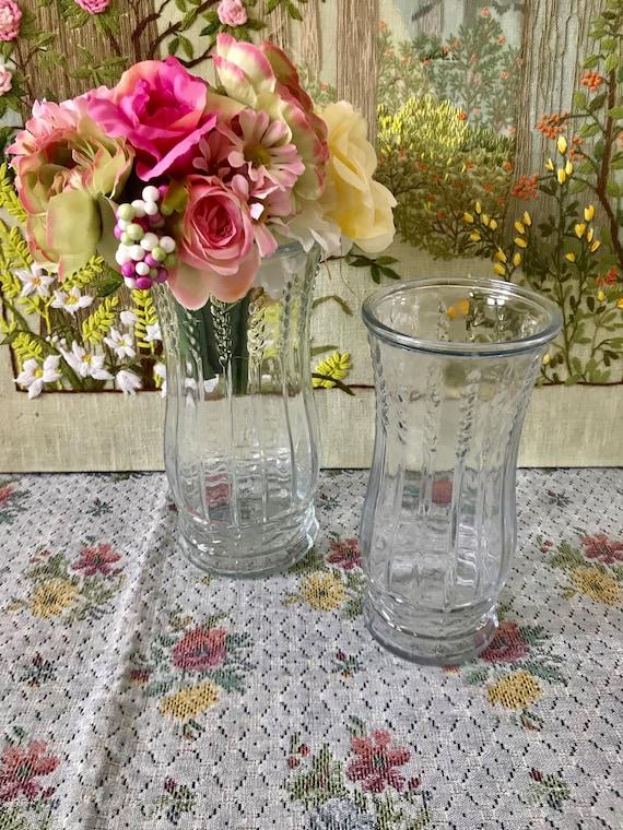 Vases Glass Vases For Wedding Vases Flower Vases Bouquet Etsy