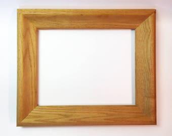 Wood Frame Wood Picture Frame 8x10 Frame Vintage Frame Photo Frame Wedding Frame Antique Frame Mirror Frame Chalkboard Frame Art Frame Wood