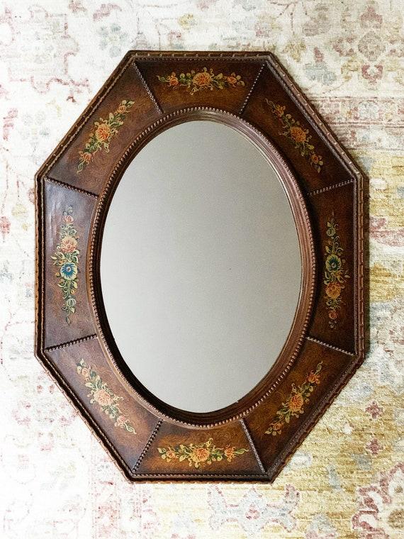 Vintage Mirror Wall, Vintage Large Wall Mirrors