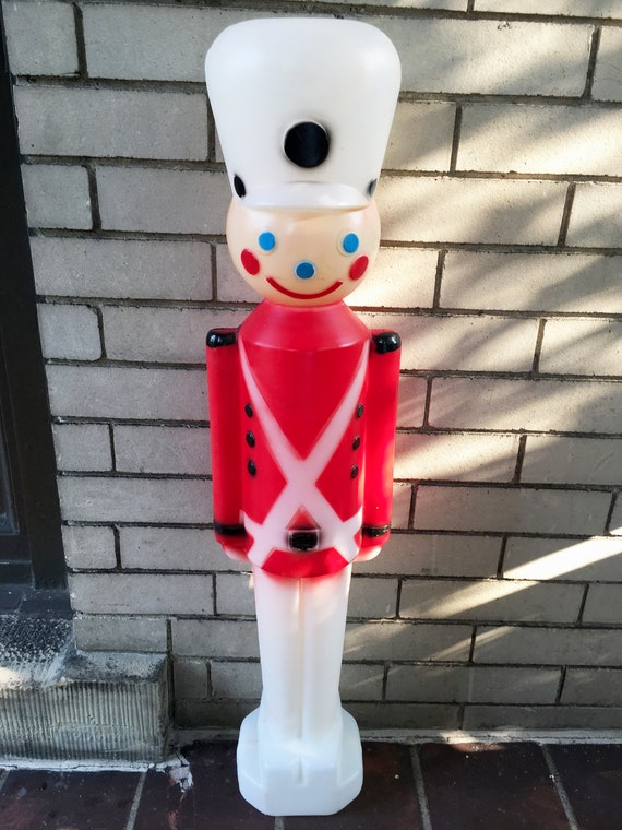 image 0 - Outdoor Toy Soldier Christmas Decorations