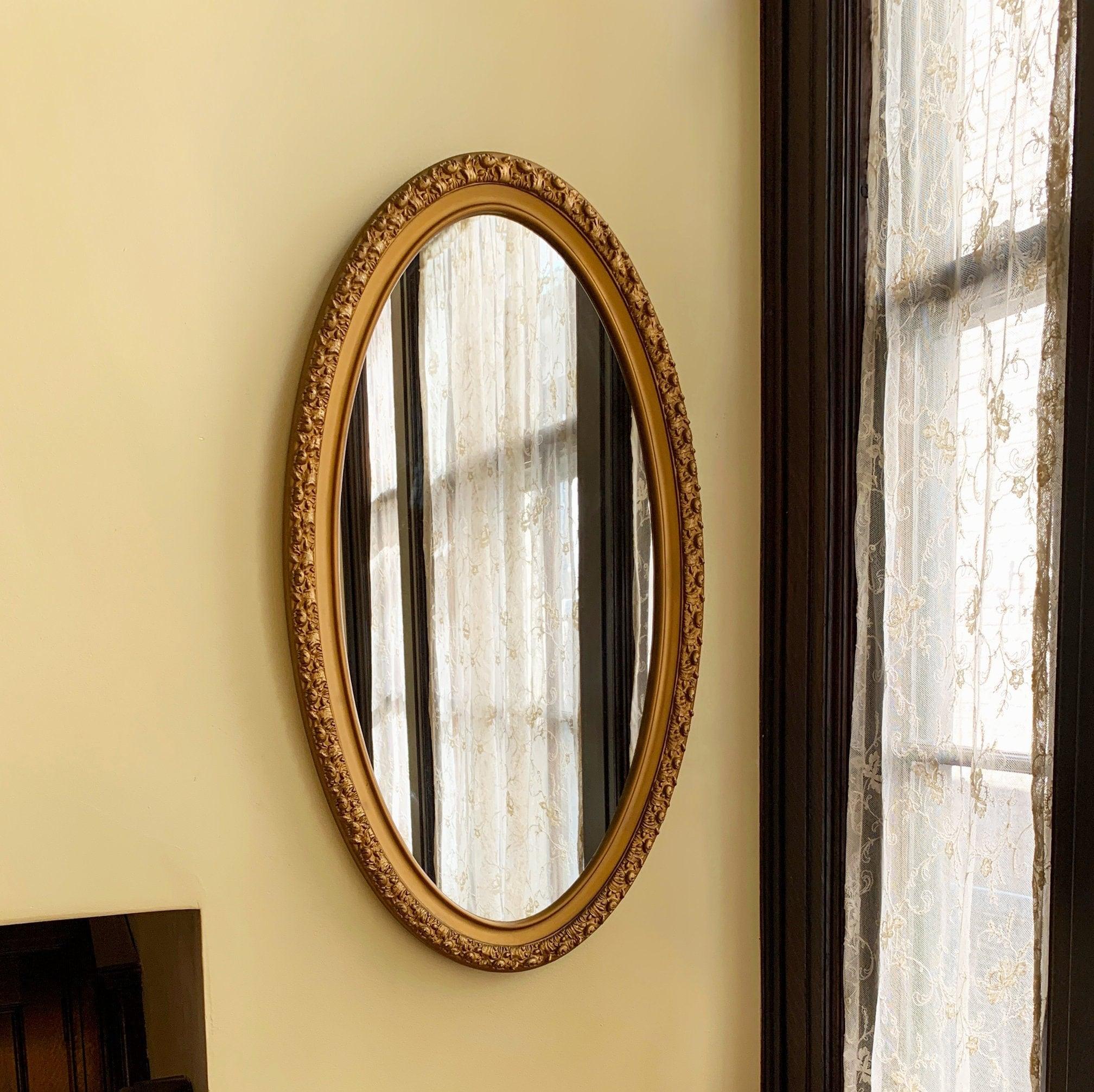 Vintage Mirror Wall Decor Mirror For Wall Mirror Gold Mirror Etsy