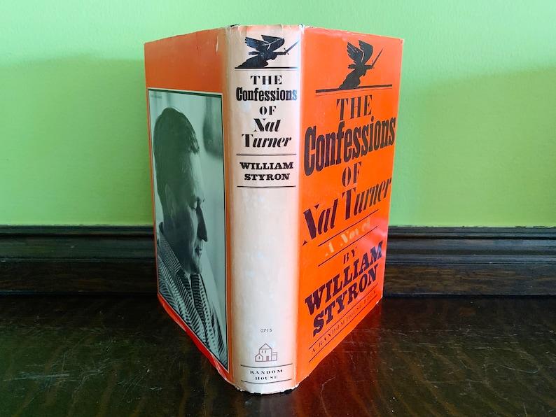 Vintage Books Decor Books The Confessions of Nat Turner image 1