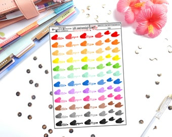 Yoga Planner Stickers | Stickers | Perfect for any planner