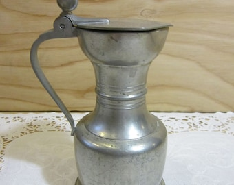 Vintage 1960's Royal Holland Pewter Creamer