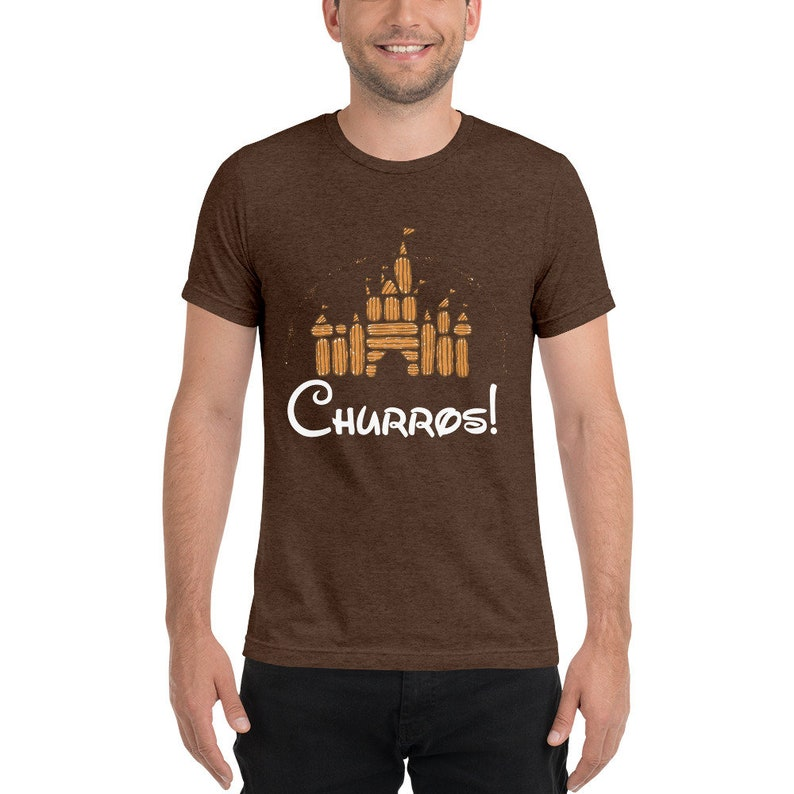 Churro Castle Shirt image 0