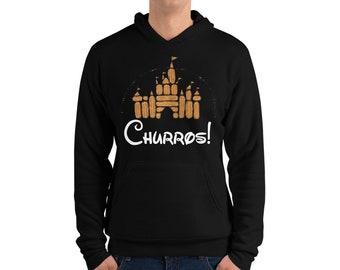 Churro Castle Hoodie