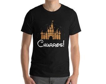 Churro Castle Shirt (Mens)