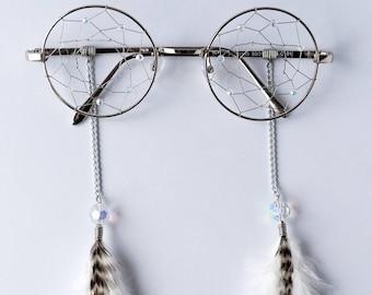OG Silver Dreamcatcher Glasses