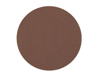 Raspberry Truffle, Cool Brown Pressed Matte Eyeshadow
