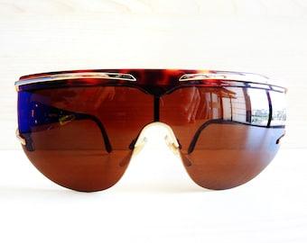 94f5d575cd7 VALENTINO V568 sunglasses vintage nos made in Italy