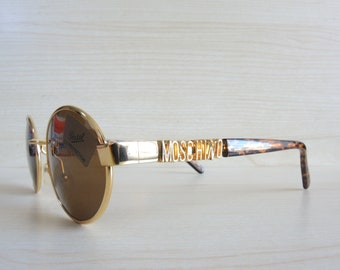 70f8033f7a3 MOSCHINO MM523 by PERSOL vintage sunglasses