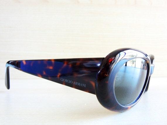 Lunettes de soleil vintage GIORGIO ARMANI 943 en femme Italie   Etsy addf41c979f4