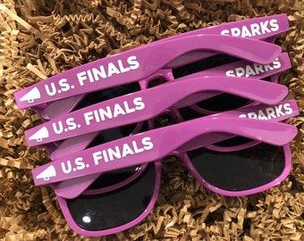 f305ad90e1f Personalized Cheerleading Sunglasses  US Finals