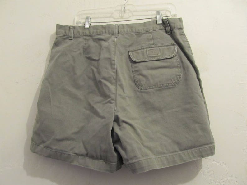 Women/'s Vintage 90/'s,Olive Colored Denim UTILITY Shorts By CHEROKEE.16