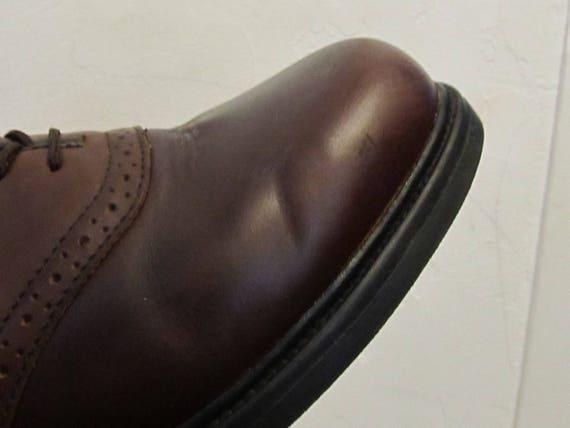 SADDLE BUSH Vintage Brown SH0ES Men's 90's Tone 10M NUNN Comfort 2 By dvWO7dYqA