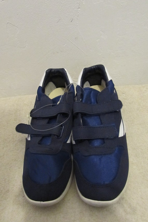 Blue 900 K VELCR0 Vintage By 9 NWT USA Sneakers Close 90's MART Men's vRw0tAxIIq